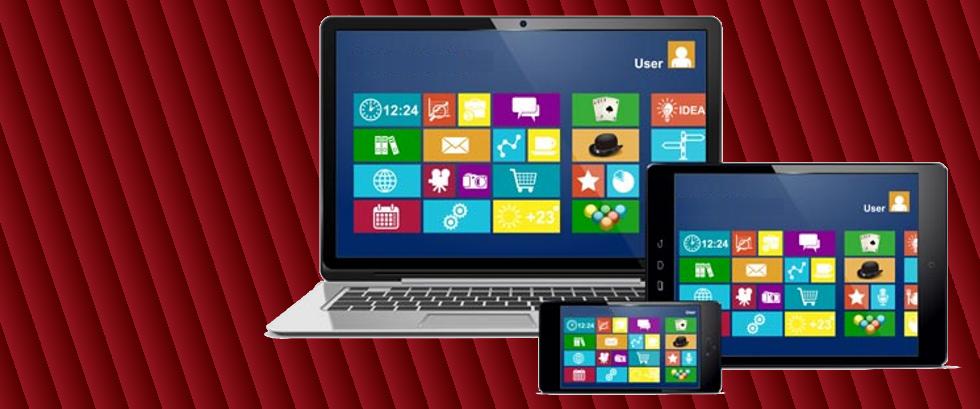 PC, Laptop, Smartphone oder Tablet...