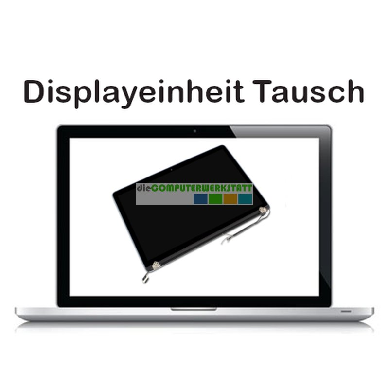 Apple MacBook Pro 17 - LCD Display Assembly Austausch - A1297